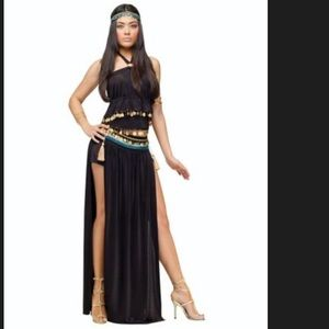 Adult Nile dancer costume Sz XS